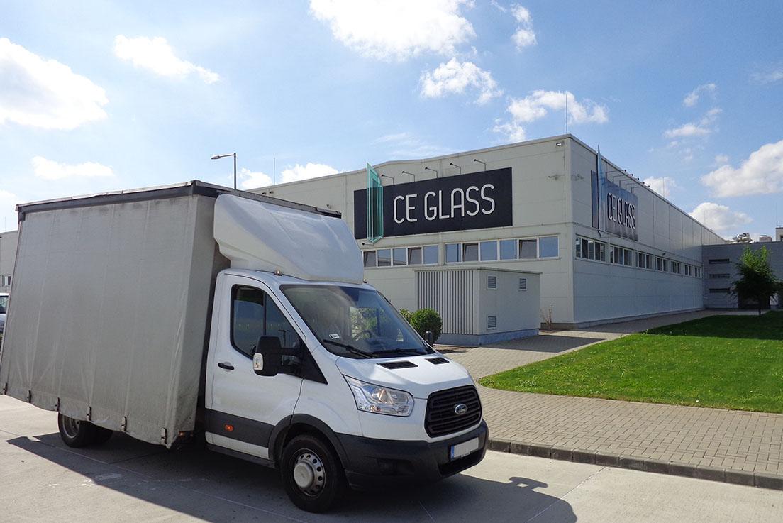 Gépjárművezető  állás CE Glass Industries