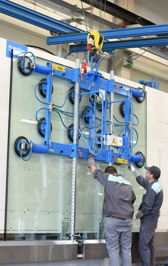 CE Glass Industries álláslehetőség termelési műszakvezető