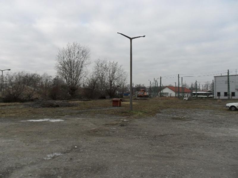 Bérelhető szabad terület Szegeden