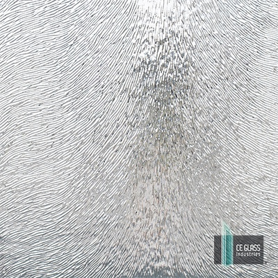 Csincsilla clear glass