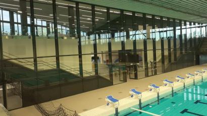 Szeged Tiszavirág Sportuszoda CE Glass referencia