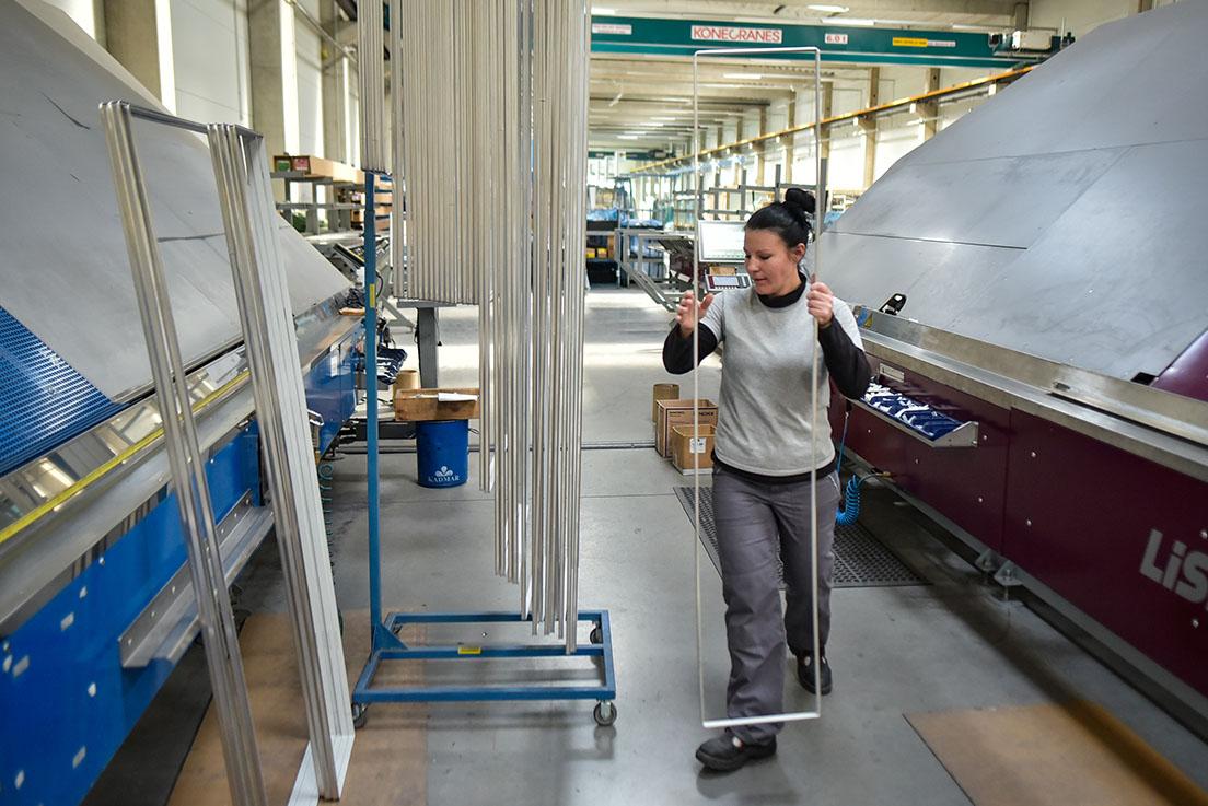 Könnyű fizikai munkatárs CE Glass